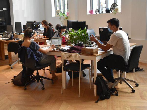 Une génération de co-workers entre 30 et 45 ans
