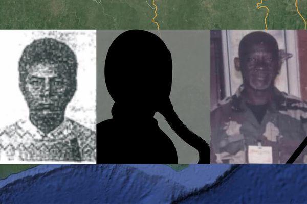 Les 3 accusés du bombardement de Bouaké n'étaient pas présents lors du procès.