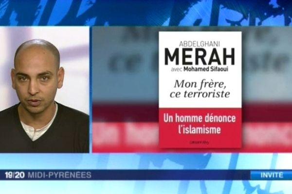 """Dans un livre-témoignage, le frère aîné de Mohamed Merah donne ses sentiments sur sa famille qu'il qualifie de """"violente"""""""