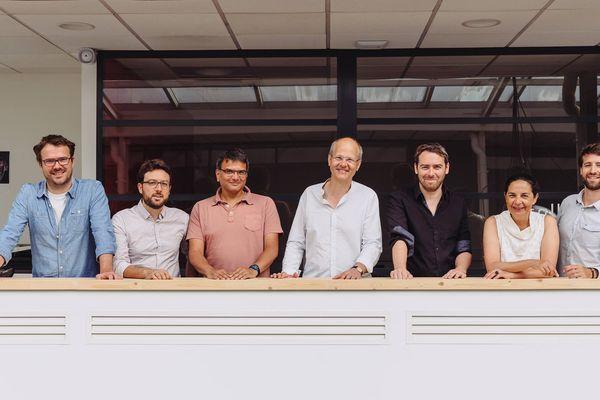 L'équipe de Médiacités en septembre dernier.