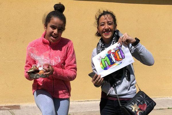 Les jeunes du Mirail remercient les soignants, artisans ou chauffeurs de bus qui travaillent depuis le début du confinement