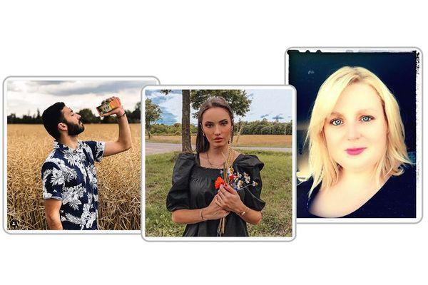 Jonathan, Manon et Jessica sont influenceurs. Ils partagent leur quotidien et leurs coups de cœur sur les réseaux sociaux.