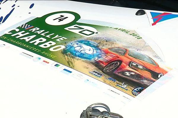 La 70e édition du Rallye Lyon-Charbonnières