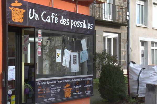 Un café des possibles à Guipel, un café solidaire fragilisé par la crise sanitaire