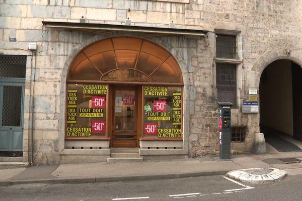 La boutique Mouillebec a baissé le rideau après 123 années d'activité.