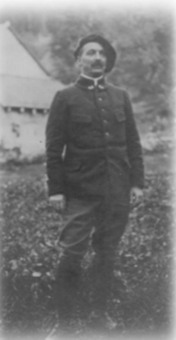 Le capitaine Pascal Sicurani