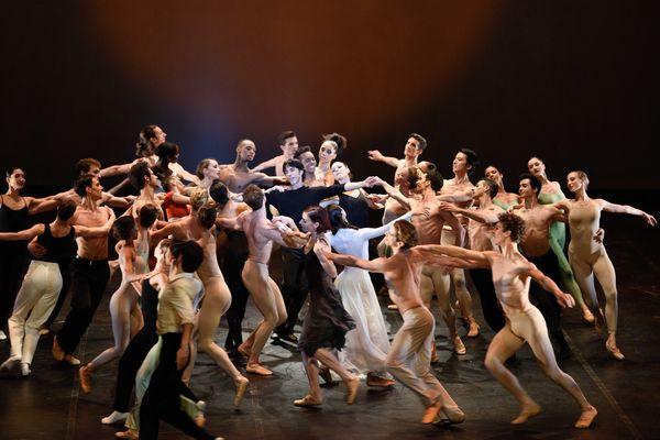 La troupe du Béjart Ballet Lausanne se produira jusqu'au 29 février