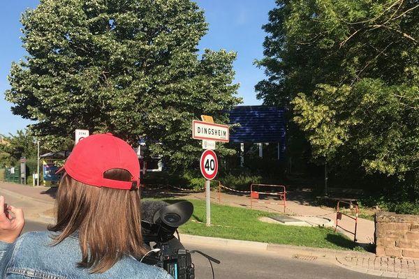 Alors, Laurence et Clément viennent de Griesheim-sur-Souffel, donc ils devraient arriver par là tu crois ?