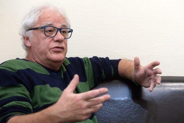 Jean Louis Brossard co fondateur des Transmusicales