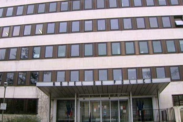 L'Hôtel de police de Dijon