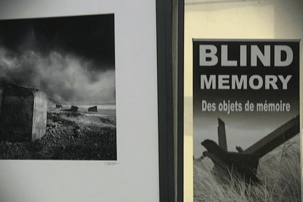 """Le photographe Bruno Mercier s'est intéressé aux blockhaus laissés à l'abandon. Son expo """"Blind memory"""" est à découvrir à Cherbourg-Octeville"""