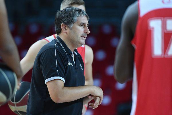 Régis Boissié n'est plus entraîneur du Cholet basket