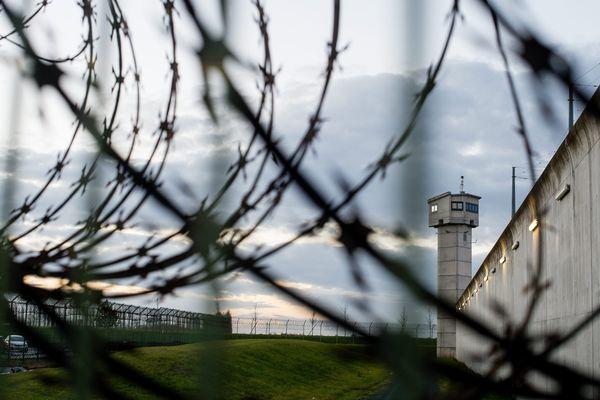 La prison d'Annoeullin.