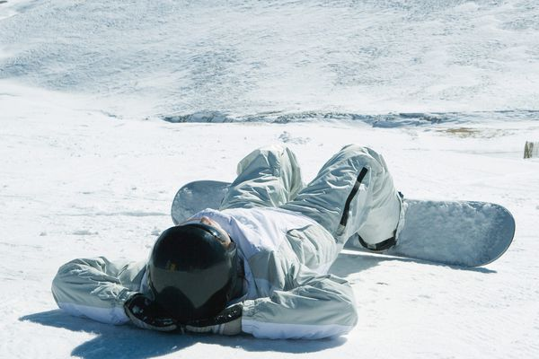 A Risoul , le domaine skiable est ouvert à 100%