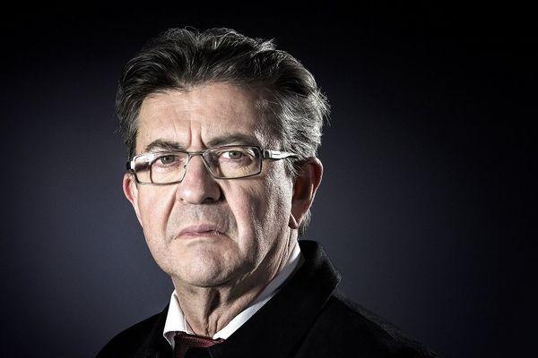Jean-Luc Mélenchon, en tête du premier tour de la présidentielle, en Ariège.