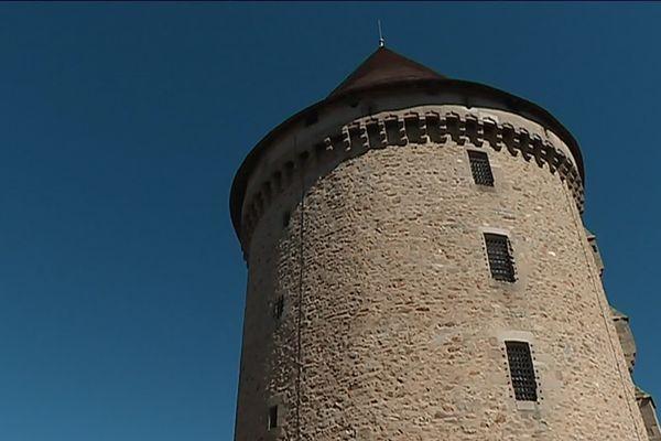La Tour Zizim est classée Monuments historiques depuis 2011.