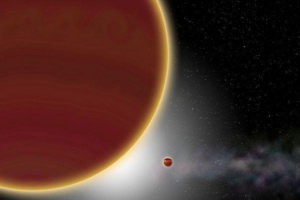 La nouvelle planète géante a été débusquée autour de la jeune étoile Beta Pictoris