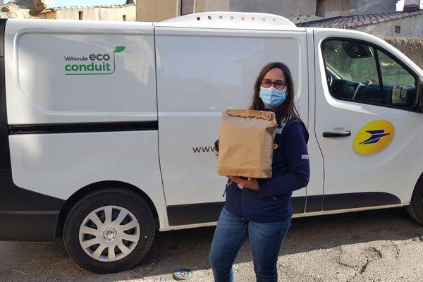 1300 repas seront livrés du 9 au 14 novembre 2020 par les facteurs d'Occitanie