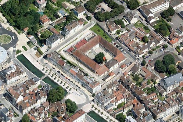 Etablissement pénitencier de Troyes - Maison d'arrêt