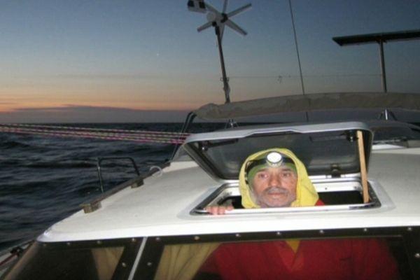 Luc Dupont, le navigateur-moniteur de ski