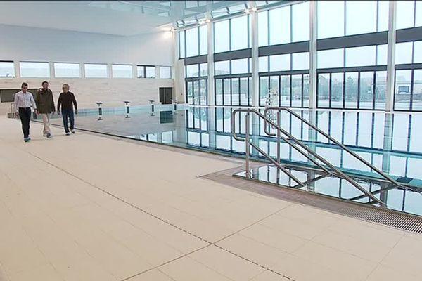 Le nouveau centre aquatique de Grand-Cognac devrait ouvrir en mars 2018.