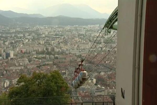 L'agglomération de Grenoble