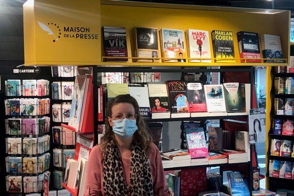 Christelle Roger, gérante de la Maison de la presse Albi Madeleine, ne cesse de constater des incivilités dans son magasin, et ce, alors que la deuxième vague se fait plus pressante.