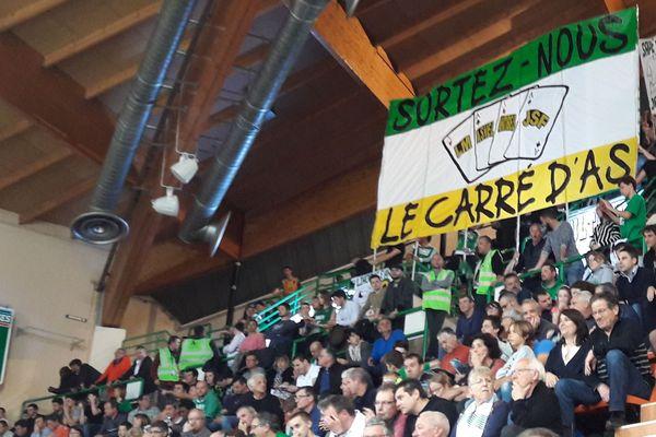 Pour ses supporters, le Limoges CSP a sorti le premier AS...
