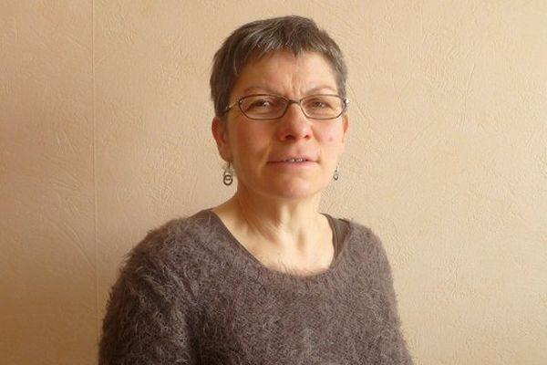 Maryse Lecomte maire de Bléruais (35)