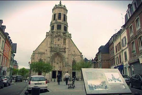 L'église Saint-Léonard d'Honfleur