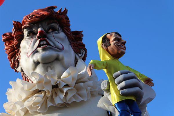 La dernière annulation d'une édition du carnaval de Nice remonte à 1991 et la guerre du Golfe.
