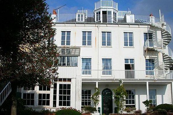 Hauteville House, la demeure de Victor Hugo à Guernesey