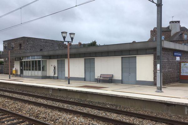 La gare de Montfort-sur-Meu possède un local à louer