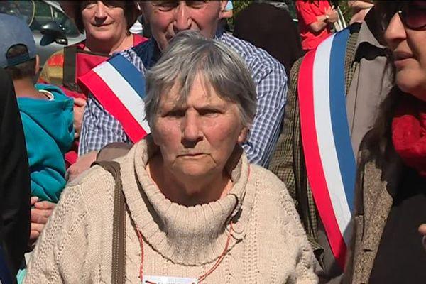Les parents d'élèves et les élus n'ont pas pu rencontrer François Hollande.