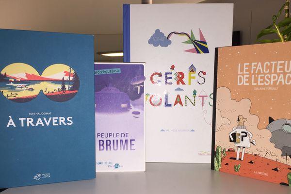 4 livres pour les passionnés du ciel