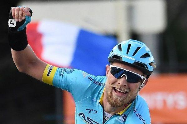 Paris-Nice: le Danois Cort Nielsen vainqueur de la 4e étape