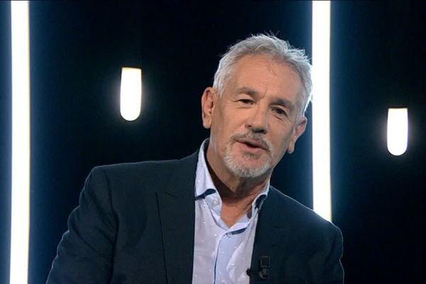 "Jean-René Palacio, invité de ""5 minutes avec..."" en 2017"