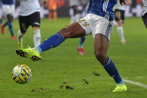 La pelouse du Stade Pierre-Mauroy a été très critiquée après la finale de la Coupe de la Ligue.
