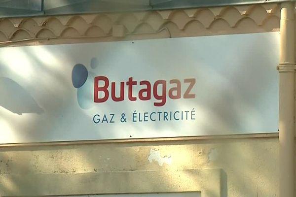 """Le site Butagaz de Brive est classé """"Seveso"""" seuil haut."""