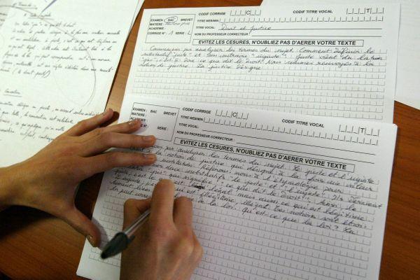 Les professeurs de philosophie déplorent le système des copies numérisées pour corriger le Baccalauréat 2021.