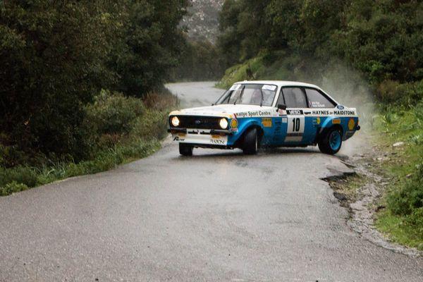 Première édition du Cap Corse historic rally
