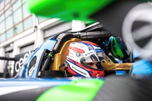 A tout juste 16 ans, Antoine Doquin a disputé sa première course d'endurance au volant d'une LMP3 sur le circuit de Magny-Cours les 17 et 18 octobre 2020.
