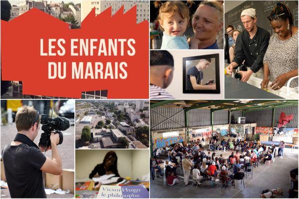 """""""Les Enfants du Marais"""", un documentaire en immersion dans un des plus grands squats de France."""