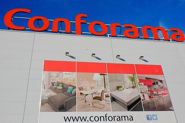 La fermeture définitive du magasin Conforama de Saint-Memmie, à côté de Châlons-en-Champagne, a été actée pendant le confinement