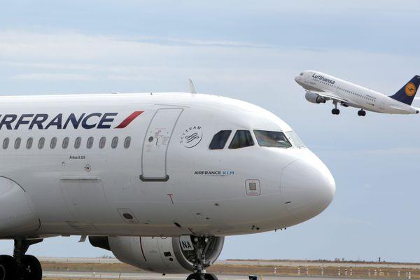 Le trafic est perturbé à l'aéroport de Nice ce mardi.