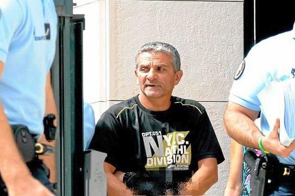 Nîmes - Luc Tangorre mis en examen pour agression sexuelle sur mineure de 12 ans au Grau-du-Roi, dimanche, mais libre - 12 août 2014.