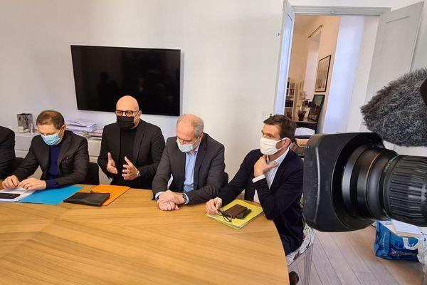 Dans une conférence de presse organisée ce jeudi, la liste Unione per Bastia a évoqué son prochain recours devant le Conseil d'Etat.