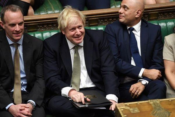 Boris Johnson est désormais en position de force au Parlement britannique.