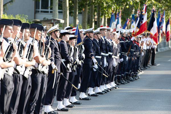 A Reims, le défilé militaire est prévu rue Libergier et aux abords de la cathédrale.