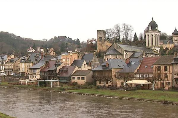 Depuis l'ouverture de Lascaux IV en décembre 2016, Montignac bénéficie d'un afflux de visiteurs.